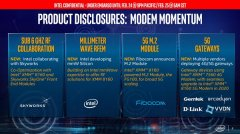 Intel/Fibocom合作5G M.2模块:二代5G基带可跑6Gbps